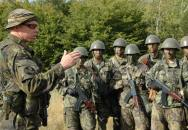 Nástup nových studentů Univerzity obrany na základní výcvik do Vyškova