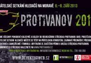 Setkání hledačů Protivanov 2013