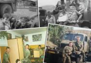 Na kamarády z vojny se nezapomíná