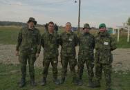 """Družstvo za REGI Base na armádním turnaji: """"Docela záhul…"""""""