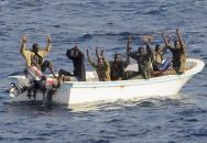 Ruské námořnictvo vs. somálští piráti