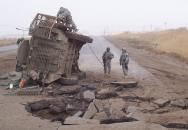 MRAP vs. IED