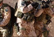 601. Skupina speciálních sil v Afganistánu (provincie Nangarhár 2011)