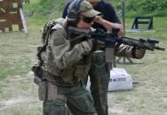Rychlostní taktické střelby z pistole i útočné pušky