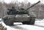 Tanková rota aktivní zálohy na cvičení