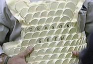 Zázračná balistická vesta ,,Dragon Skin