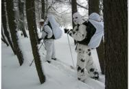 Zimní výcvik v AČR