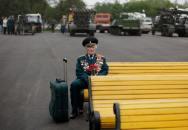Druhoválečný ruský veterán osiřel