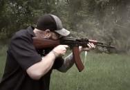 AK 74 v akci
