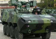 Pandur II 8x8 ve službách AČR