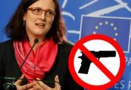 Shrnutí besedy na střelnici AWIW o o přícházejícím nebezpečí z Bruselu