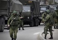 Ruská invaze na Ukrajinu