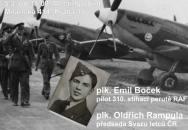 BOČEK, poslední ze dvou žijících stíhačů RAF