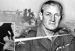 John Churchill, muž který útočil na německé jednotky vyzbrojen mečem, lukem a hrajíc na dudy
