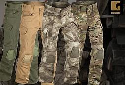 CLAWGEAR - armádní značka špičkového oblečení