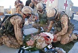 Příprava občanů k obraně – vojenská první pomoc (CLS 1. díl)