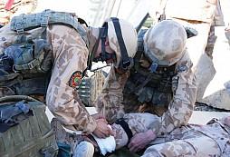 Příprava občanů k obraně: Vojenská první pomoc (CLS – 3. díl)