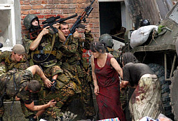 Beslan - malé děti tváří v tvář islámskému terorismu...