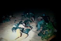 Operace Izrael - Noční šikana