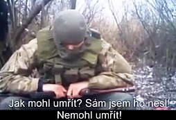Drsná zpověď ukrajinského vojáka z fronty