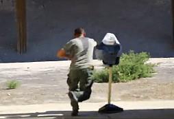 Operace Izrael - střelnice