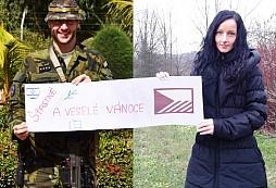 Zpověď ženy vojáka: Vše, co chci k Vánocům…
