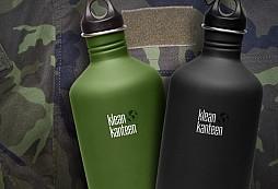 Jak jsem poznal sympatickou flašku Klean Kanteen