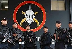 BOPE - speciální policejní jednotky Brazílie
