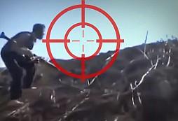 Se sniperem se nelaškuje aneb jak neopatrný bubák s RPG dostal headshot