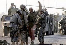 Operace Vigilant Resolve - první bitva o irácké město Fallujah - odezva za brutální vraždy a mrzačení američanů
