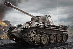 20 nejzajímavějších faktů o legendárním německém tanku Pz. V - Panther