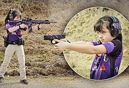 Shyanne Roberts - 10letá obyčejná holka s neobyčejnými střeleckými schopnostmi
