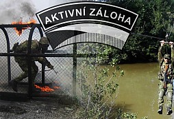 Kurz základní přípravy AZ AČR - Den 17-18: Ohňová dráha a Do naha!