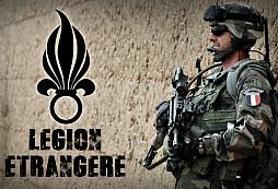 Francouzská cizinecká legie - výzva, která není pro každého