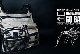 Go Bag - evakuační zavazadlo, které můžete popadnout a jít