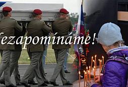 Ministerstvo obrany zveřejní životopisy a fotografie všech našich padlých vojáků na zahraničních misích