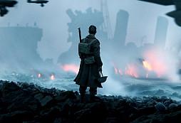TIP na film: Dunkirk - válečné drama od tvůrců filmů Interstellar nebo Inception