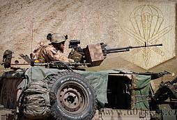 Naše speciální jednotka 601.skss se v Afghánistánu ocitla v několikadenní přestřelce