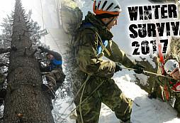Armádní Winter Survival se po roce opět vrací