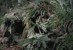 Odstřelovač 601. skupiny speciálních sil