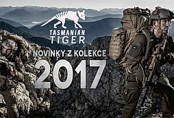 Novinky Tasmanian Tiger pro rok 2017