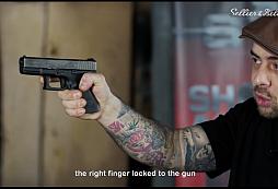 Shooting Academy - Správné držení zbraně a postoj