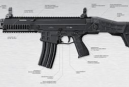 Představení útočné pušky CZ BREN 2