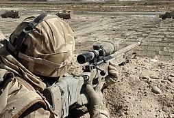 Kanadský sniper z elitní speciální jednotky sundal teroristu na 3,5 kilometru