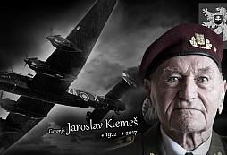 Dnes zemřel gen. Jaroslav Klemeš
