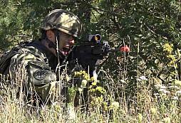 Táborští spolupracují s letectvem v rámci cvičení Ample Strike 2017