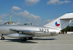MiG-15 první proudový stíhač, který se stal legendou...