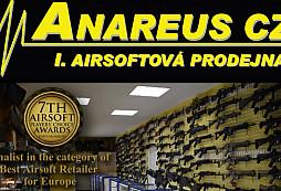 Anareus – včera, dnes a snad i zítra