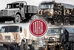 Vozy Tatra a Armáda České republiky patří neodmyslitelně k sobě - I. díl