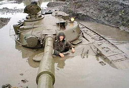 Silvestrovské military faily